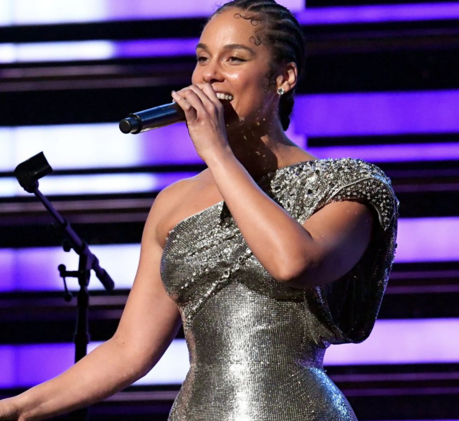 Image+of+Alicia+Keys+at+2020+Grammy+Award+Ceremoney%0A